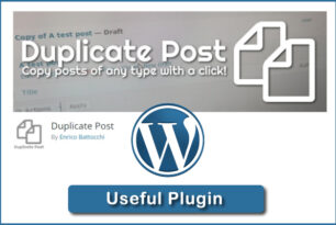 WordPress: Clone Posts & Pages