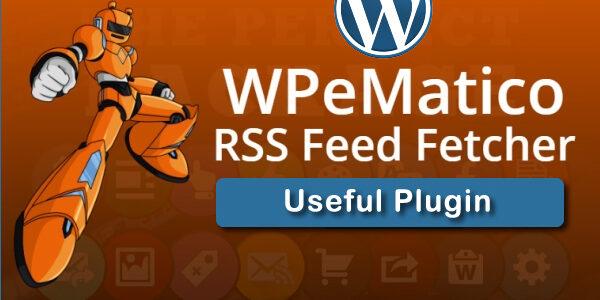 Autoblogging plugin for WordPress